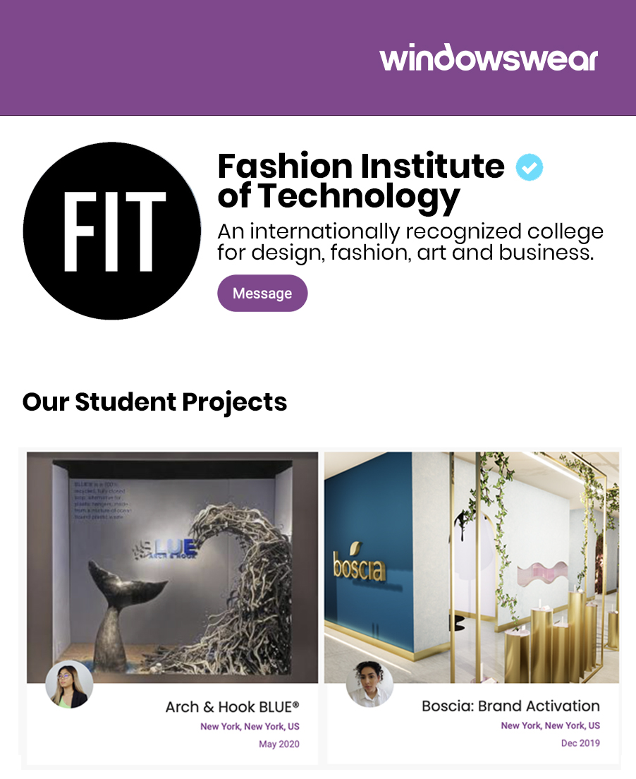 Windowswear Inspiration Data Community For Visual Creatives And Brands
