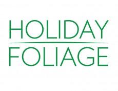 Holiday Foliage